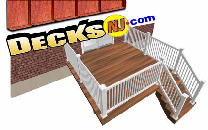 Decks NJ .com web site logo